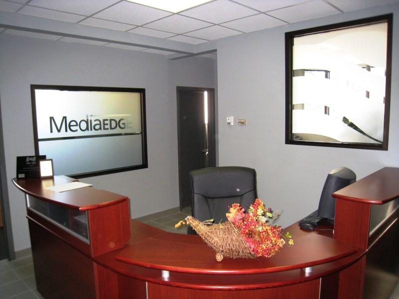 Winnipeg Office Window Film