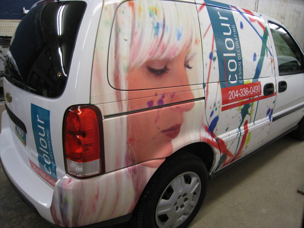 Commercial-Van-Wrap winnipeg